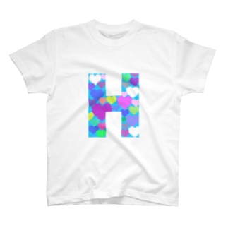 HOKUTOのH T-shirts
