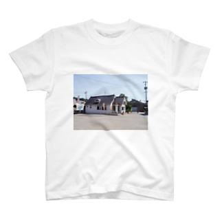 停留所 T-shirts
