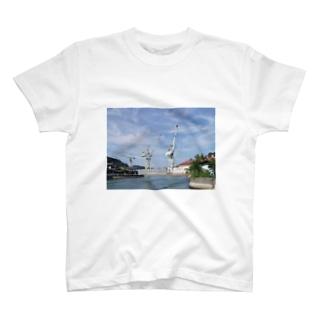 トンボクレーン T-shirts