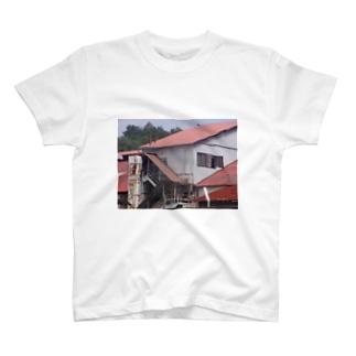 錆びトタン T-shirts