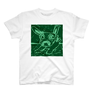 海を渡る T-shirts