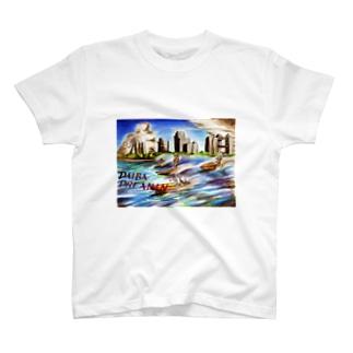 DAIBA DREAMIN T-shirts