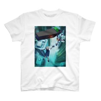 「惑星K」グッズ  T-shirts