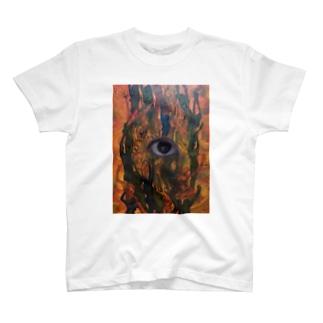 眼炎 T-shirts