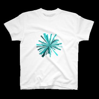 レオナのPieces Tシャツ