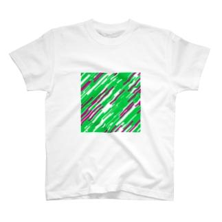 Quadrangles Tシャツ