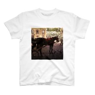 一秒のペガサス T-shirts