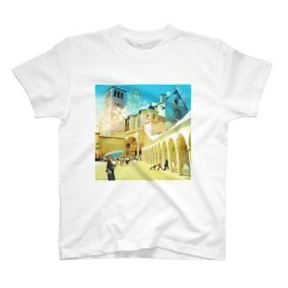 マドンナ・リリー T-shirts