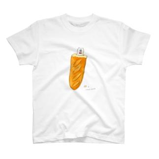 落ち着くネコ T-shirts