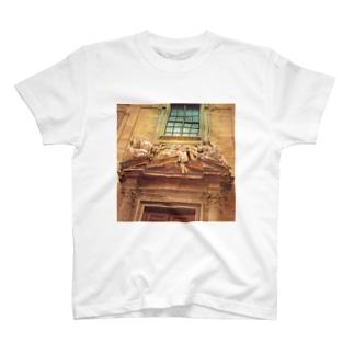 窓辺の天使 T-shirts