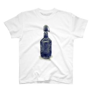 びん T-shirts