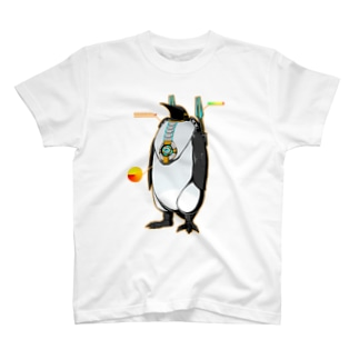 皇帝 T-shirts