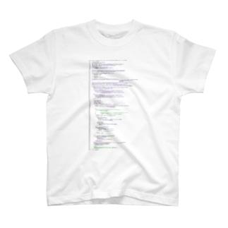 ソースコード(Objective-C) T-shirts