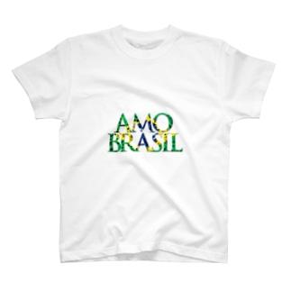 AMO BRASIL T-shirts