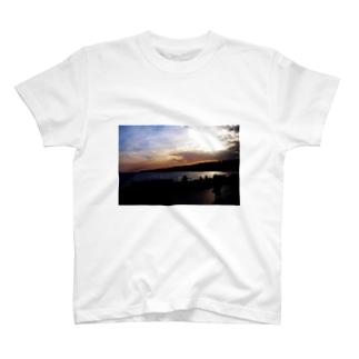 Coastline of Italy T-shirts