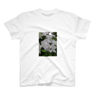 Flower T-shirts