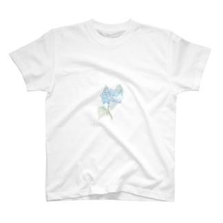 安路彩 T-shirts