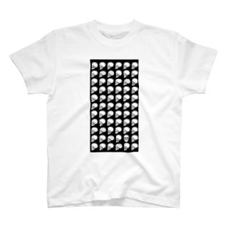 ドクロドット T-shirts