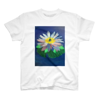 a lotus T-shirts