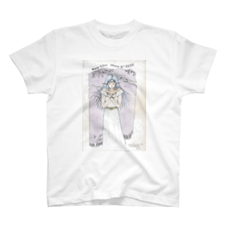 アプラクサス神イラスト T-shirts