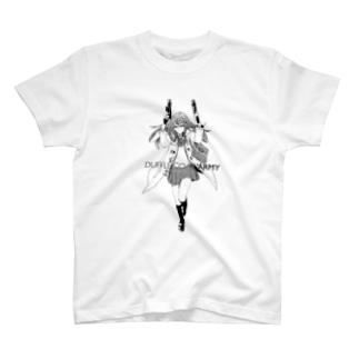 ダッフルコートアーミー T-shirts