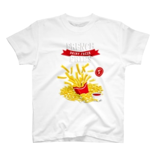 French Fries Series T-shirts