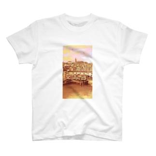 ポンテベッキオ T-shirts