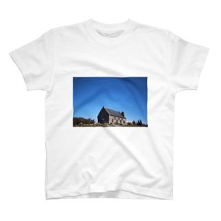 善き羊飼いの教会 T-shirts