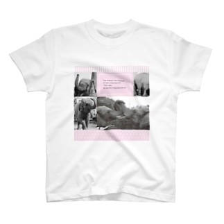 happy Elephant, T-shirts