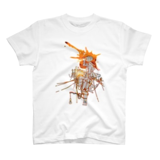 search and destroy sweet cake! T-shirts