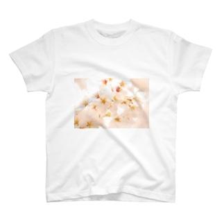 新宿御苑の桜 T-shirts