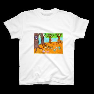 ユリスのピクニック T-shirts