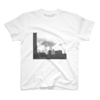 フォトTシャツ「雲の鳥居か天ぷらか?」 T-shirts