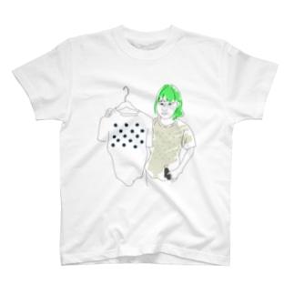 Tadahi-Dots T-shirts
