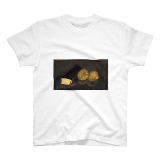 聖書とじゃが芋 T-shirts