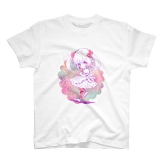 ツインテールちゃん T-shirts