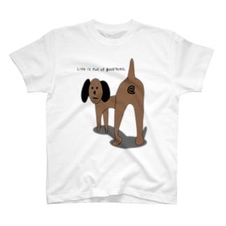アットくん T-shirts
