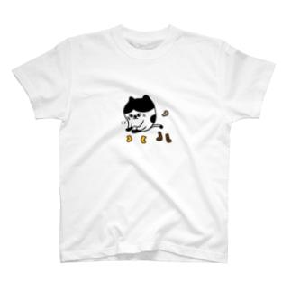 くつしたねこ T-shirts
