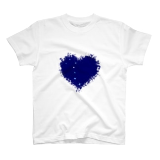 心に北斗 T-shirts