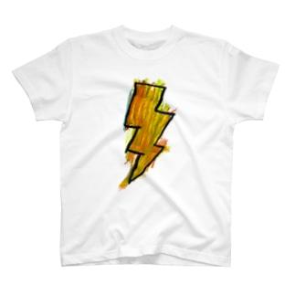 かみなり T-shirts