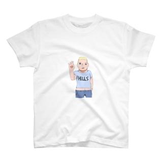 エリーチカ T-shirts