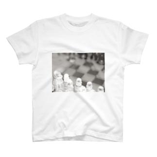 チェス T-shirts