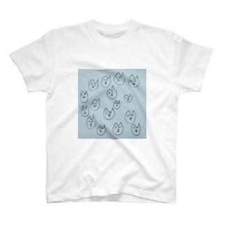 さかねこ大集合 T-shirts