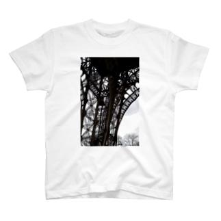 エッフェル塔 T-shirts
