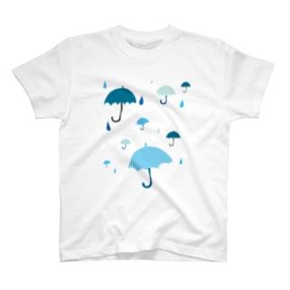 北欧アンブレラ T-shirts