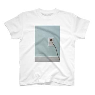 コンセント T-shirts