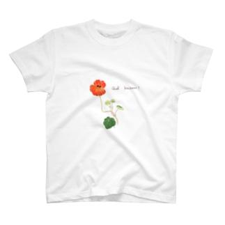 ナチュラルシリーズ「きんれんか」 T-shirts