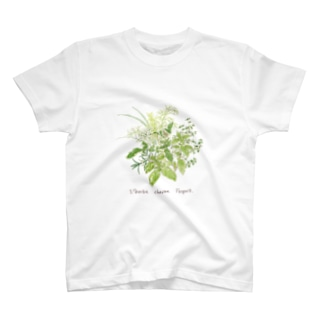 ナチュラルシリーズ「ハーブ」 T-shirts