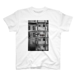 AD-YのI'm here. トリ T-shirts