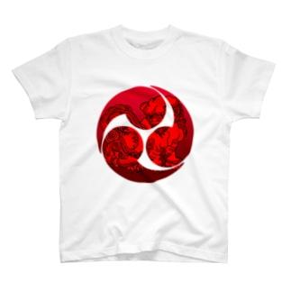獅子巴 T-shirts